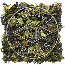 CASABLANCA® - Black & green tea - Jardin Premier* mint & bergamot
