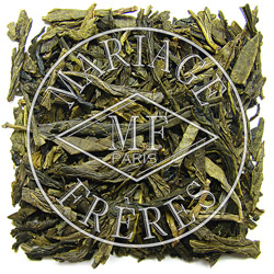 THÉ DES LÉGENDES® - Green tea - Jardin Premier* with sweet citrus flavour