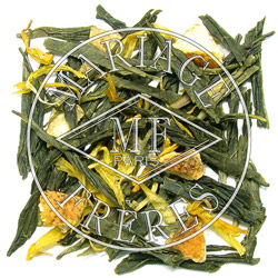 FESTIN D'OR® - Green tea - Jardin Premier* citrus, flowers & mint