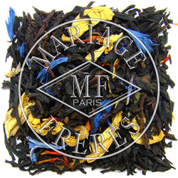 NIL NOIR™ - Black tea - Jardin Premier* fruity & lemony black tea