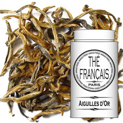 AIGUILLES D'OR® - SFTGFOP1 - Black tea China