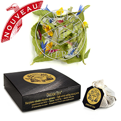 DREAM TEA® - Jardin Premier* - Eight velvety herbs soothing & relaxing