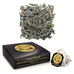 JASMIN MANDARIN™ - Sweet green tea with jasmine blossoms