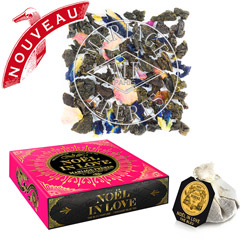 NOËL IN LOVE® - Scented blue tea Jardin Premier*