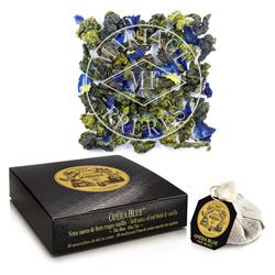 OPÉRA BLUE® - Blue Tea™ with soft notes of red fruits & vanilla