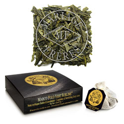 MARCO POLO VERT SUBLIME® - Scented green tea Jardin Premier*