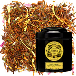 ROUGE SAHARA® - Red tea Rooibos  mint & rose