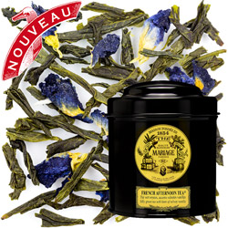 FRENCH AFTERNOON TEA® - Silky green tea - Jardin Premier* smooth vanilla accents