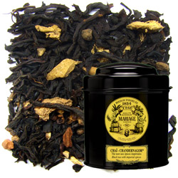 CHAÏ - CHANDERNAGOR® - Black tea Indian imperial spices