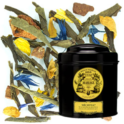 NOËL NOUVEAU® - Jardin Premier* - Green tea with wonderful festive spices