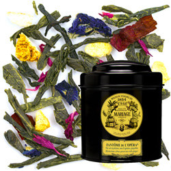 FANTÔME DE L'OPÉRA® - Mysterious citrus green tea with ginger - Jardin Premier*