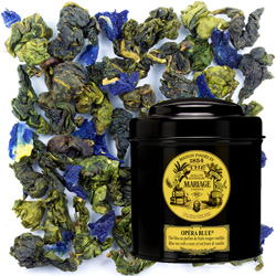 OPÉRA BLUE® - Blue Tea™ with a taste of red fruits & vanilla