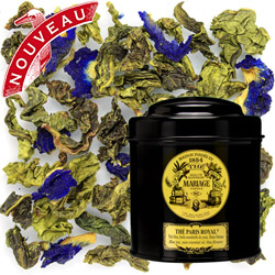 PARIS ROYAL® - Blue Tea - Jardin Premier