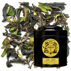 PARIS-TOKYO® - Darjeeling black tea - Jardin Premier with a magic note of yuzu