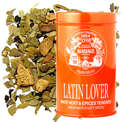 LATIN LOVER® - Maté spices