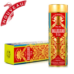 HALLELUJAH® - Black tea festive notes of fruits & vanilla
