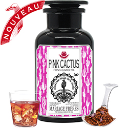 PINK CACTUS® - Iced red rooibos with real cactus morcels Jardin Premier*