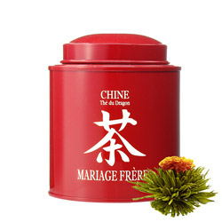 CHINA - Thé du Dragon®   - Crafted green tea jasmine
