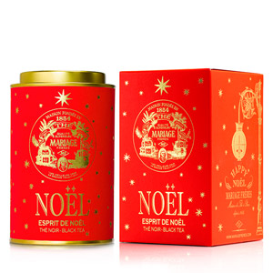 ESPRIT DE NOËL® - Festive black tea with sweet spices
