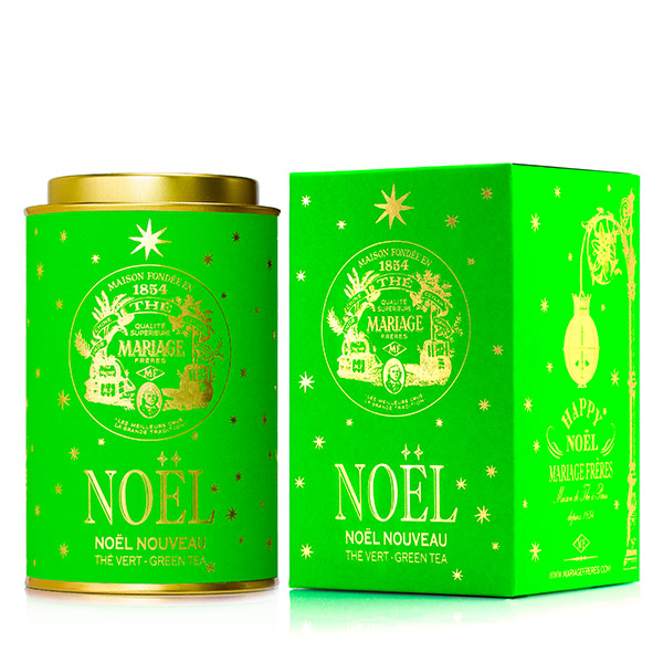 NOËL NOUVEAU® - Green tea with wonderful festive spices
