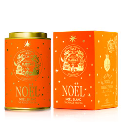 NOËL BLANC® - White tea and red Rooibos  fruits & mild spices