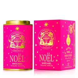 WHITE NOËL® - White tea with traditional festive spices