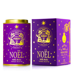 NOËL BLEU® - Blue tea™  orange, vanilla & cinnamon