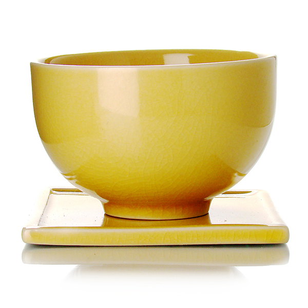 A23502 - TAIPING Tazza & s/tazza in ceramica