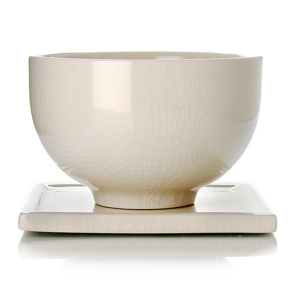 A23508 - TAIPING Tazza & s/tazza in ceramica