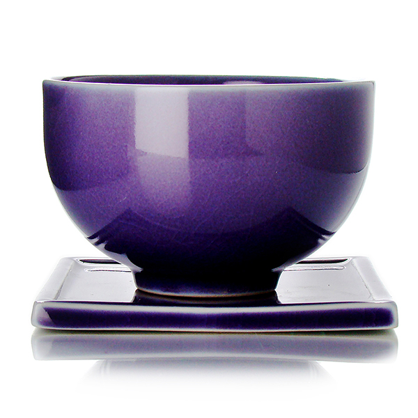 A23513 - TAIPING Tazza & s/tazza in ceramica