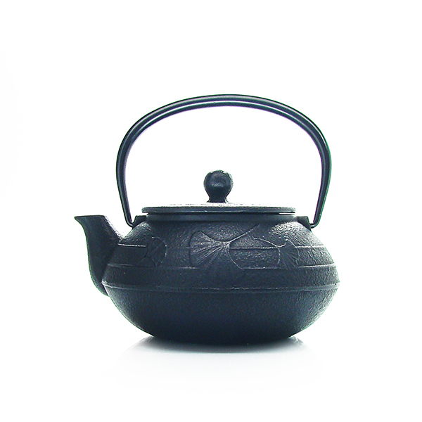 A4600 - GINGKO  Cast-iron teapot