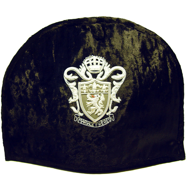 ROYAL TEA - Tea cosy - black