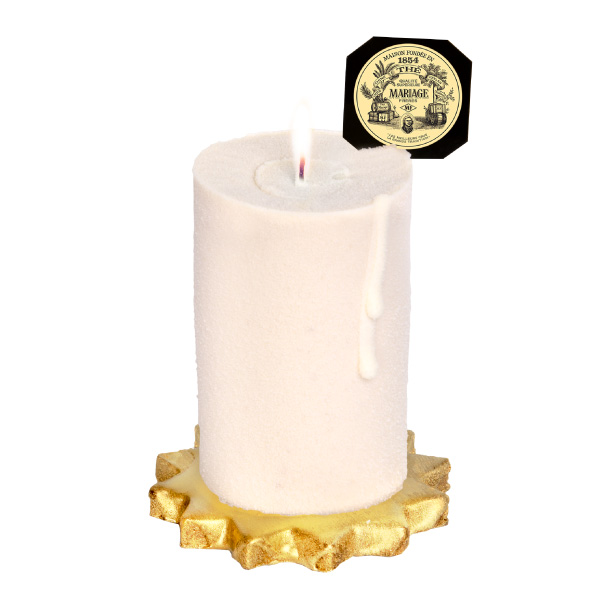 E2868VAE - CHRISTMAS PARTY® White candle-cake