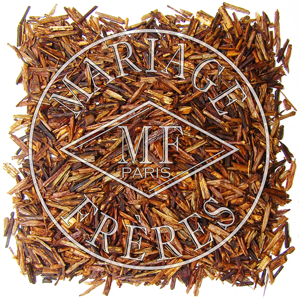 MARCO POLO ROUGE® - Red tea Rooibos  - fruity & flowery