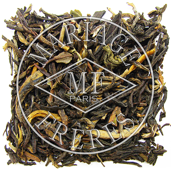 T7000 - FRENCH BREAKFAST TEA® Black tea for breakfast -  Jardin Premier*