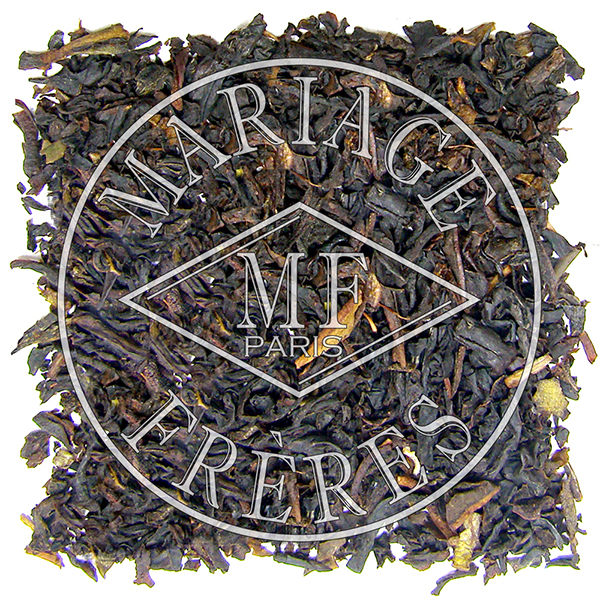 T7001 - RUSSIAN BREAKFAST TEA® Black tea for breakfast - Jardin Premier*