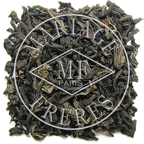 T705 - EMPEREUR CHEN-NUNG™ Smoky black tea for breakfast