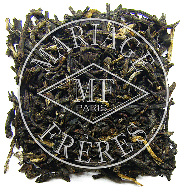 T8001 - ROI DES EARL GREY Black tea with bergamot scent - Jardin Premier*