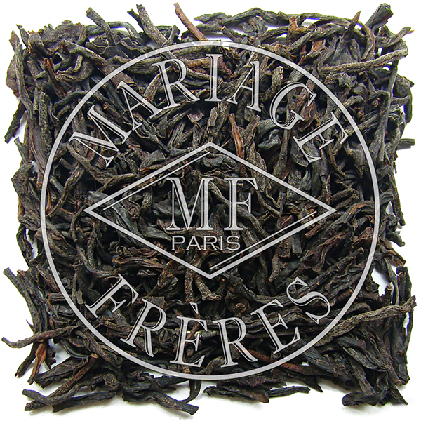 T8004 - GRAND EARL GREY Black tea with bergamot scent - Jardin Premier*