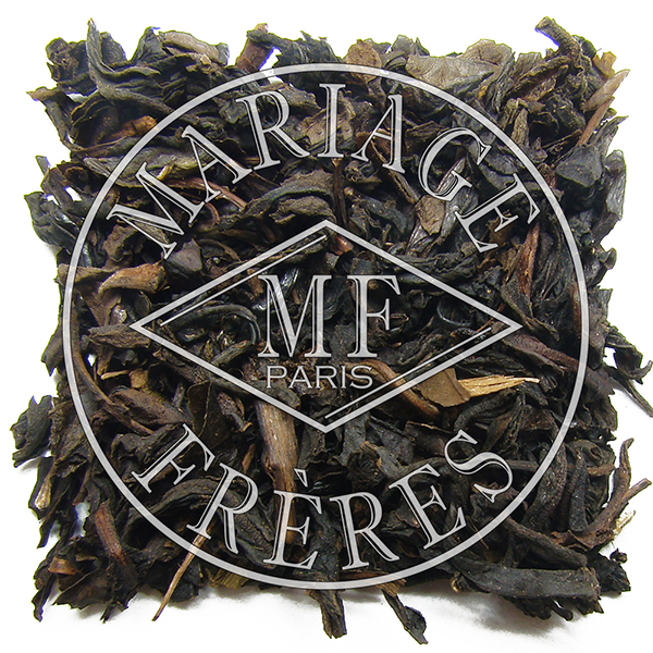 T8006 - EARL GREY OOLONG Blue tea™  with bergamot scent