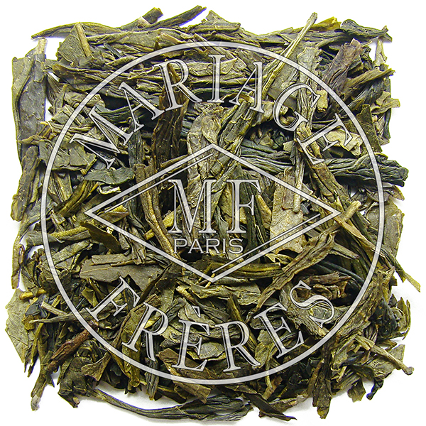 T8007 - EARL GREY SENCHA Green tea with bergamot scent