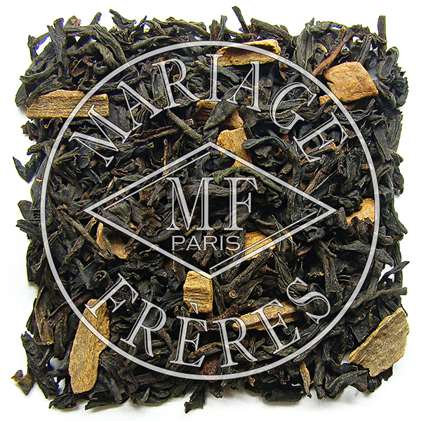 T807 - CANNELLE Scented black tea