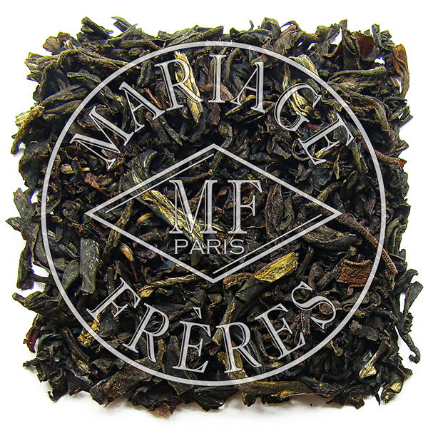 T8175 - ENGLISH EARL GREY Black tea with bergamot scent - Jardin Premier*