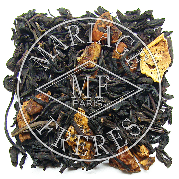 T863 - POMME Scented black tea