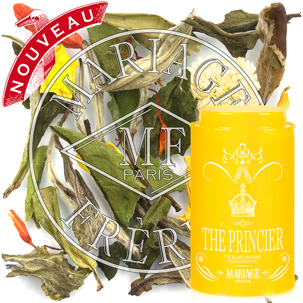 TA8830 - THÉ PRINCIER® White tea