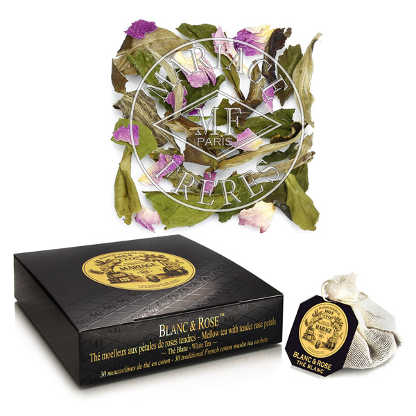 TB8870 - BLANC & ROSE® Mellow white tea