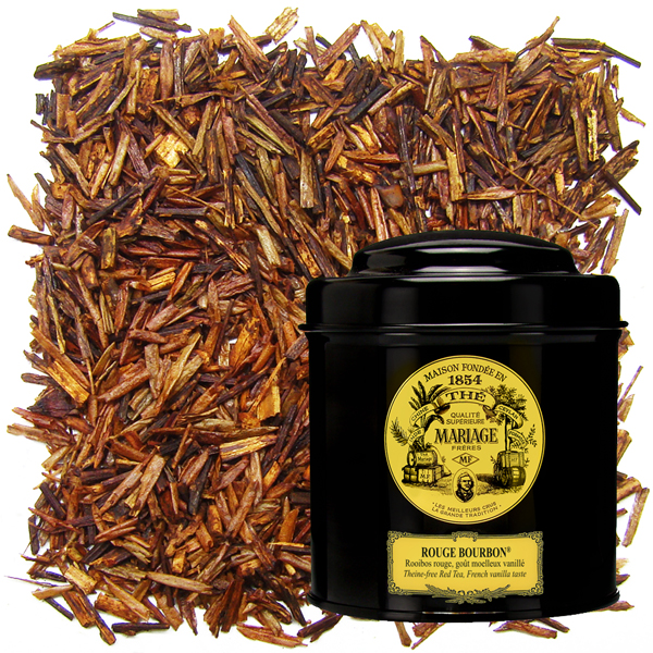 TC633 - ROUGE BOURBON® Red tea Rooibos - Jardin Premier*