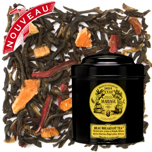 TC7007 - BEAU BREAKFAST TEA® Tè nero
