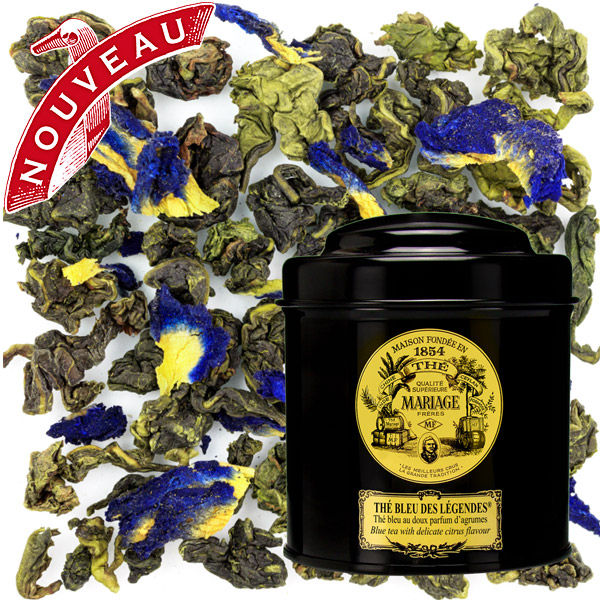 TC9533 - THE BLEU DES LEGENDES® Blue tea - Jardin Premier*