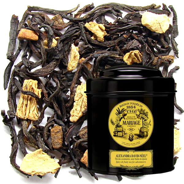 TC961 - ALEXANDRA DAVID-NÉEL® Adventurers black tea - Jardin Premier*